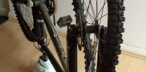 Bicycle - Silver Fox Viper mountain bike