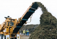 CMI Biogrind 400 – machine for processing 'green waste'