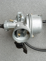 Motor cycle Carburettors - design and performance.